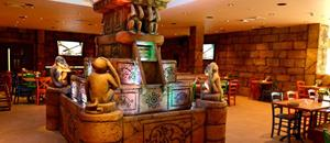 Chessington World of Adventure Resort - Temple Restaurant & Bar