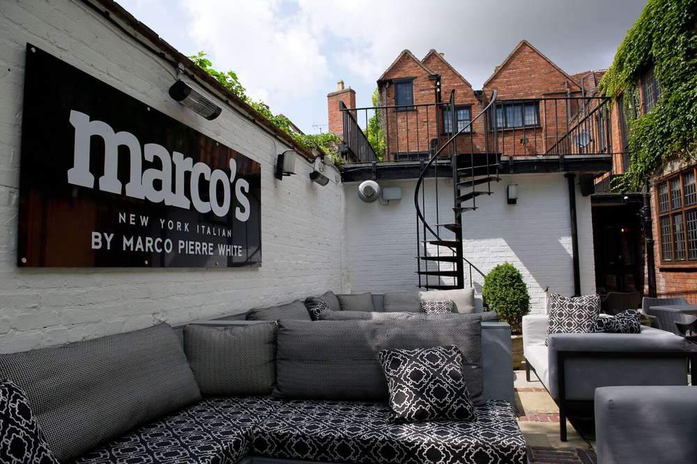 Image of Marco's New York Italian - Stratford-Upon-Avon