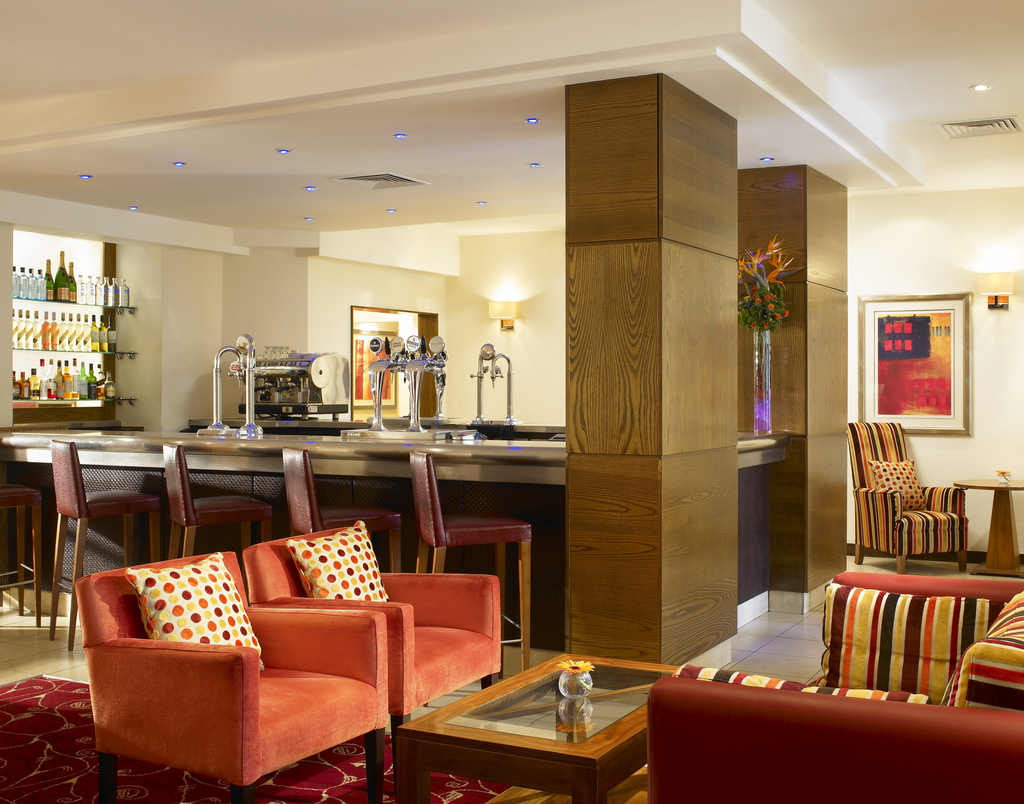 Image of The Brew Bar Lounge - Birmingham Marriott Hotel