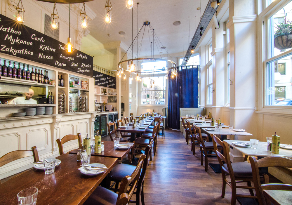 The Real Greek - Covent Garden