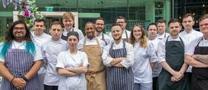 M & Bookatable Young Chef of the Year