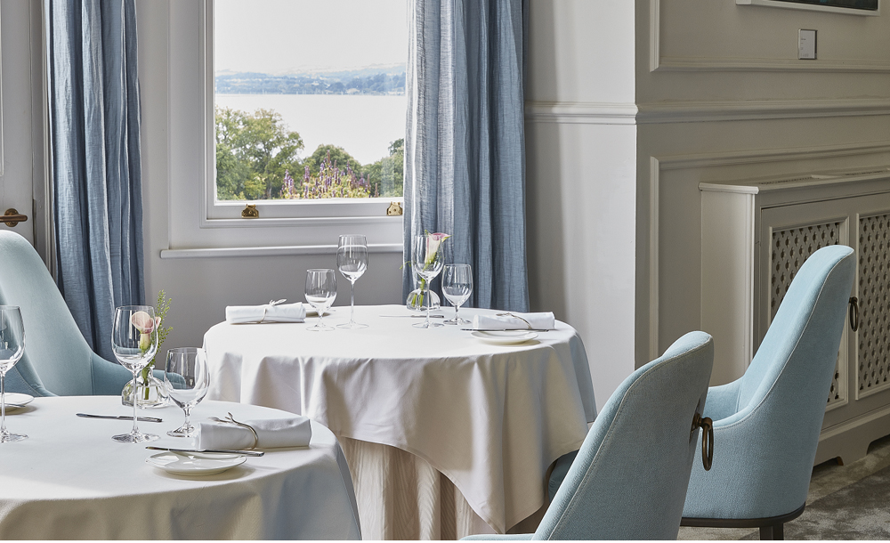 Image of Lympstone Manor Hotel and Restaurant
