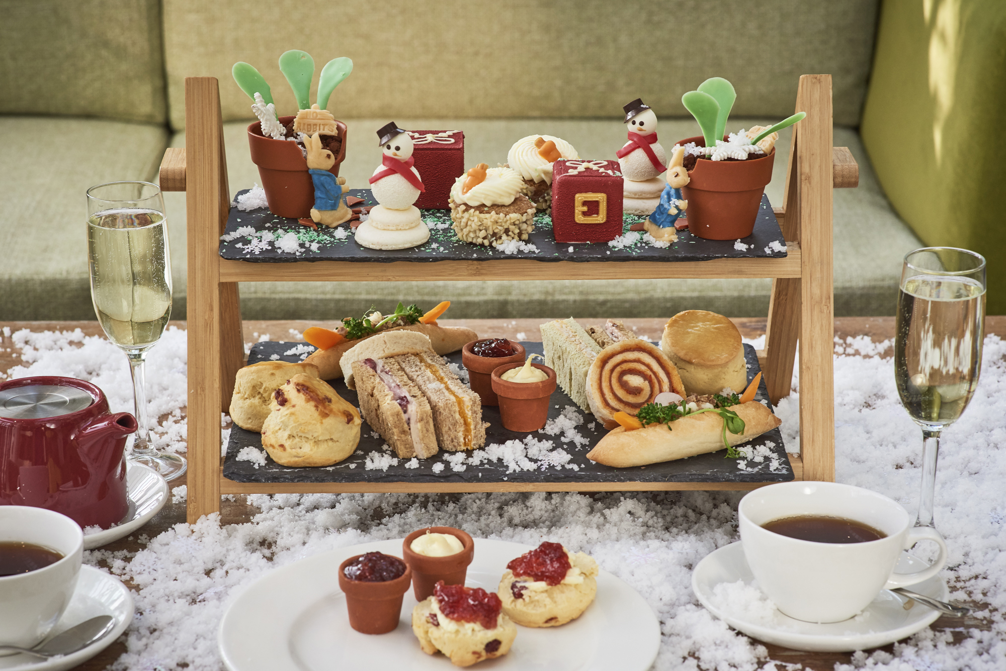 Image of Afternoon Tea at Le Méridien Piccadilly