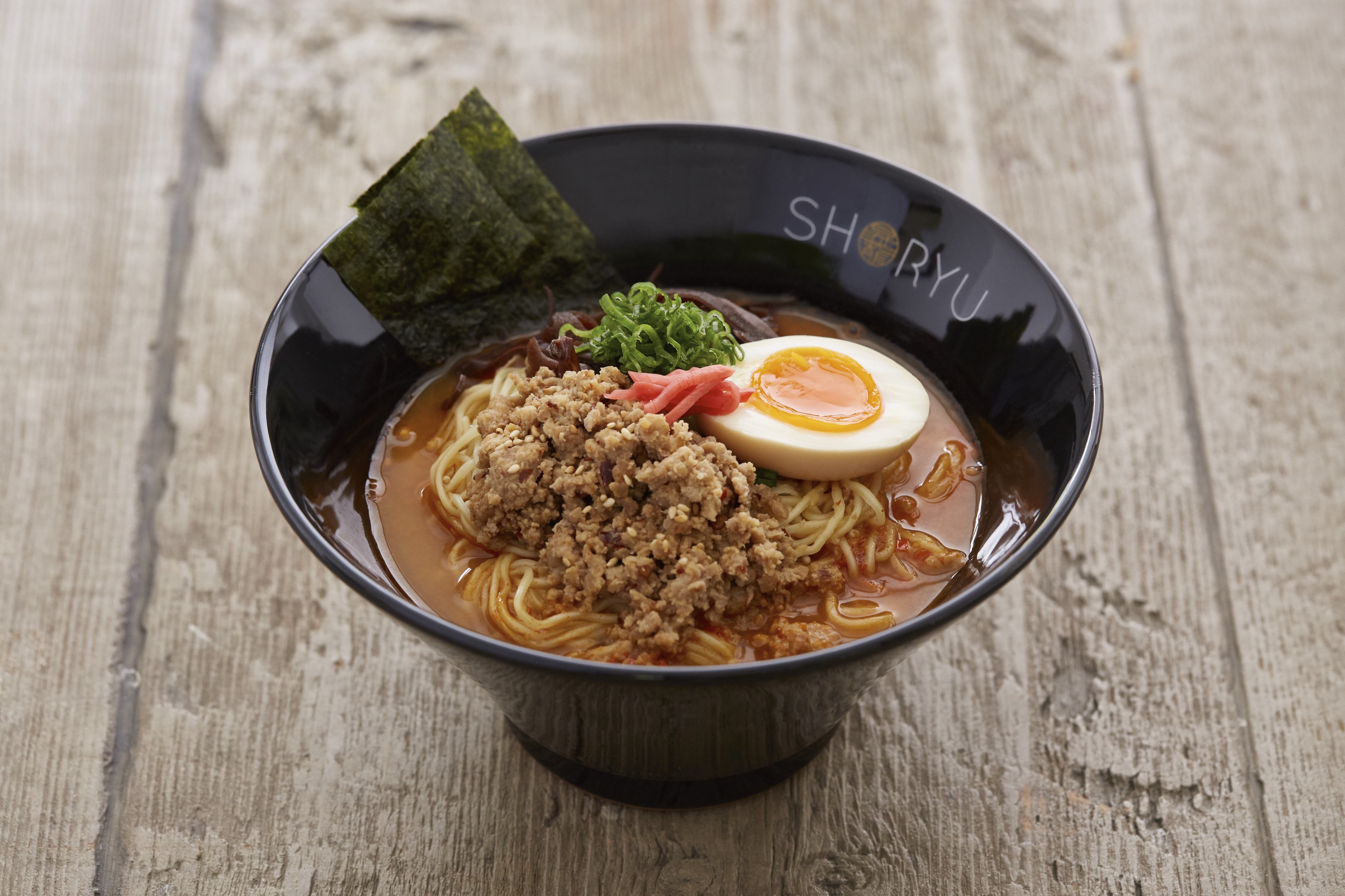 Reserve a table at Shoryu Regent St