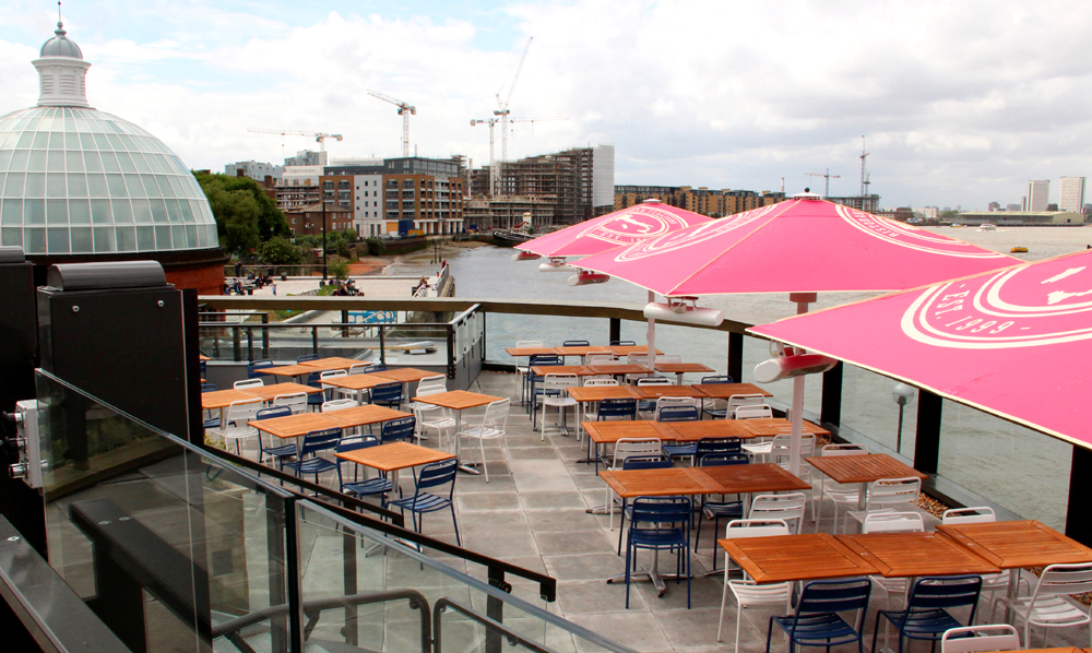 Image of Zizzi - Cutty Sark Gardens