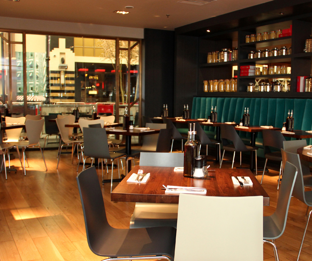 Image of Zizzi - The O2
