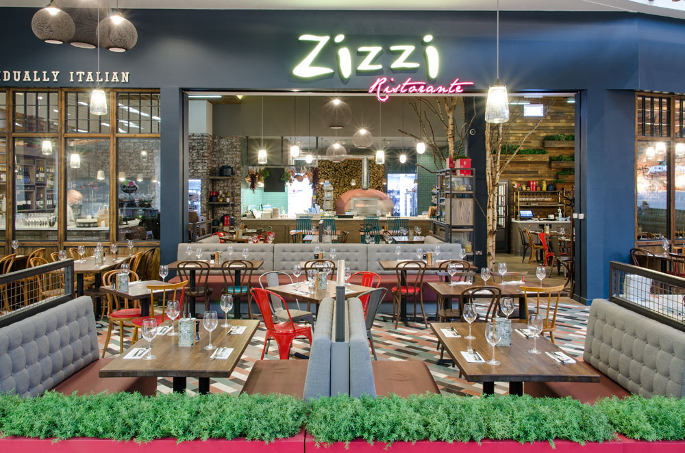 Image of Zizzi - Glasgow Silverburn