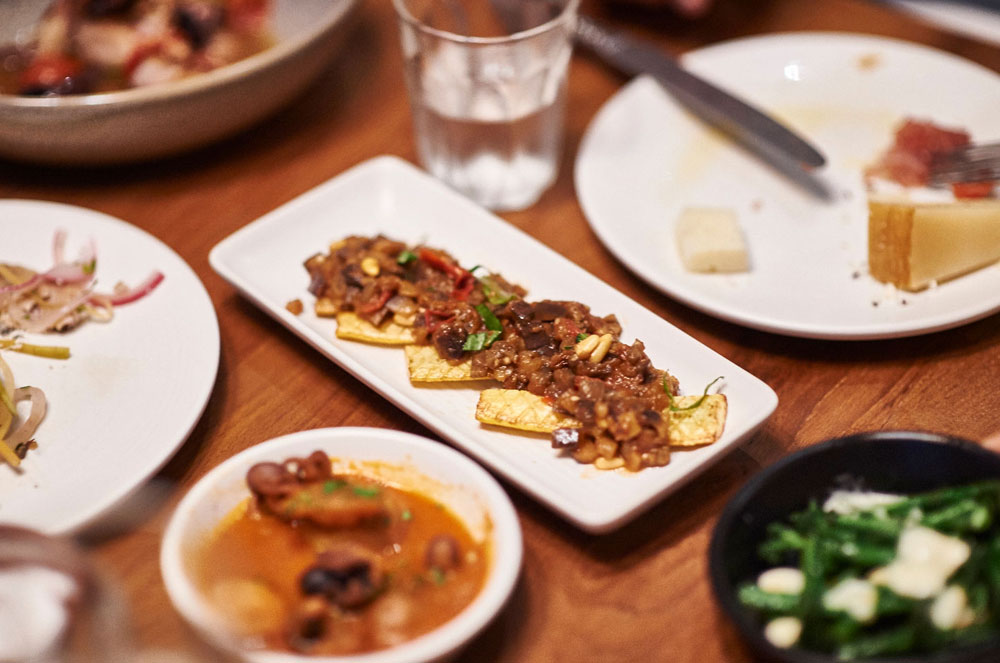 Reserve a table at Mercante