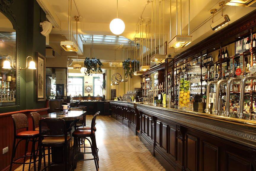 Image of Browns Brasserie & Bar - Covent Garden