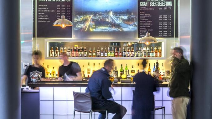 Image of City Café & Urban at DoubleTree by Hilton Manchester Piccadilly