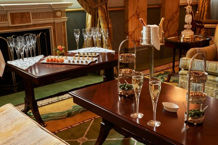 The Withdrawing Room at The Lanesborough