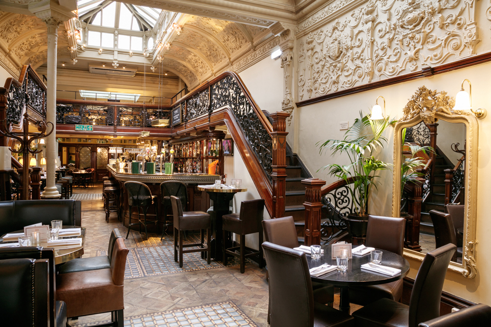 Image of Browns Brasserie & Bar - Mayfair