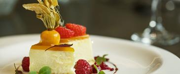 Acanthus Restaurant at Macdonald Berystede Hotel and Spa
