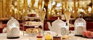 Afternoon Tea at Hotel Café Royal