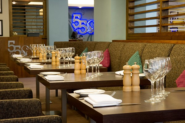 Copthorne Hotel (55 Restaurant) at Chelsea FC - London