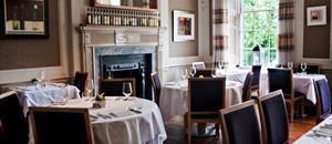 The Dining Room at 28 Queen Street
