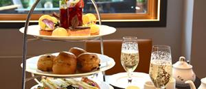 Afternoon Tea at Galvin at The Athenaeum