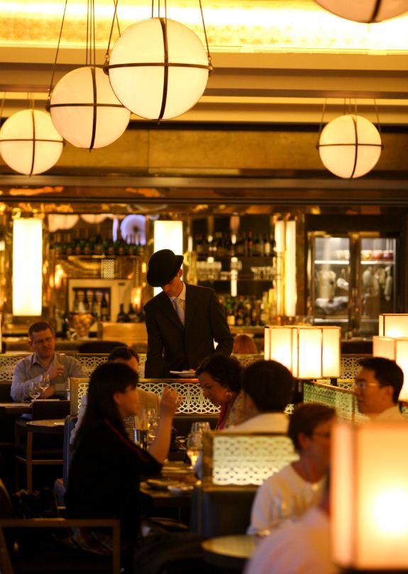 Reserve a table at Searcys St Pancras Grand Brasserie