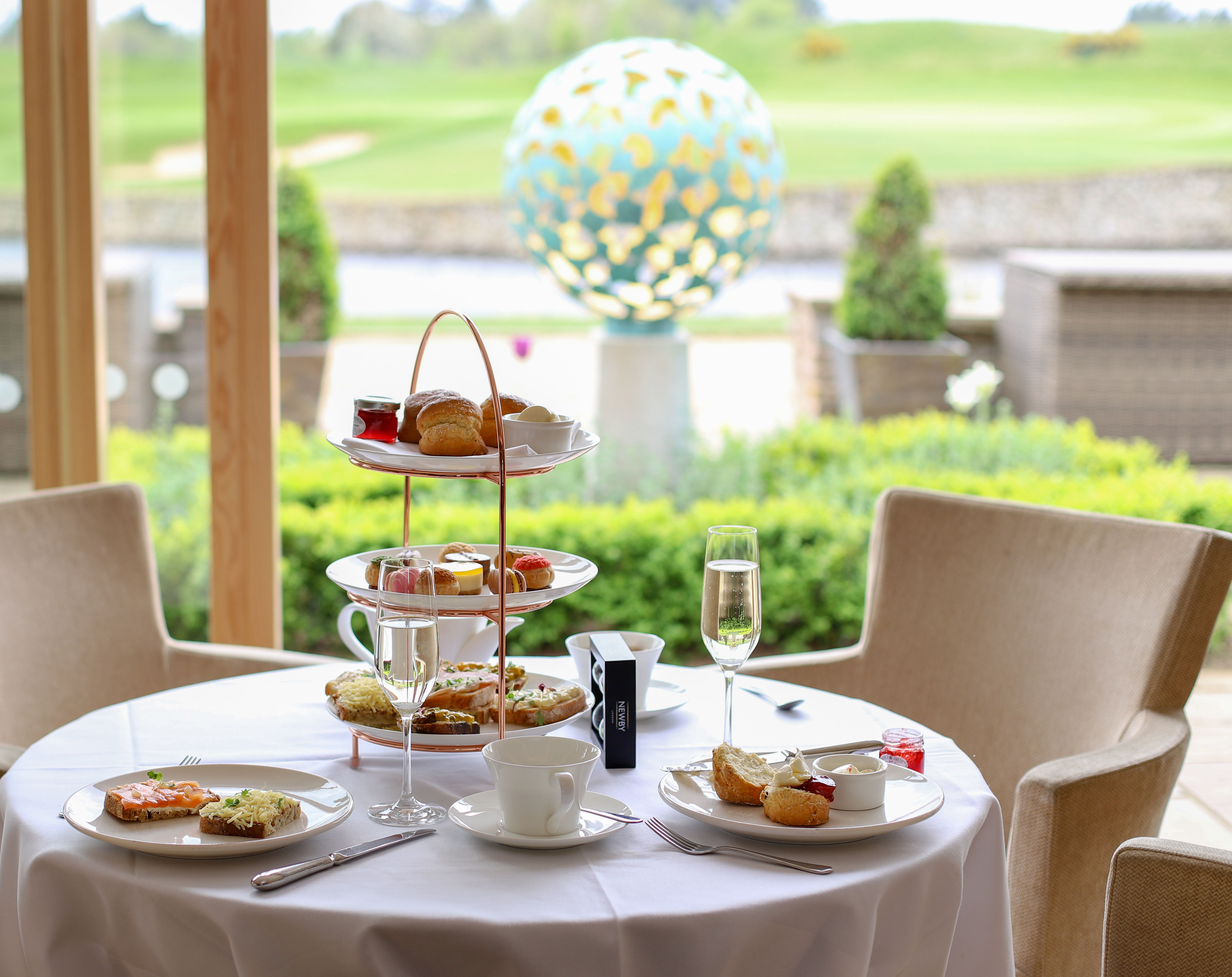 Image of Dining at Centurion Club