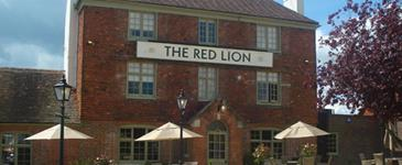 The Red Lion - Pulborough
