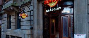 Hard Rock Cafe - Glasgow