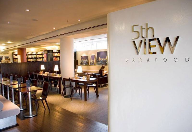 Reserve a table at 5th View Bar & Food