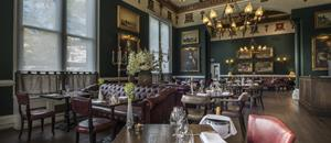 Acanthus & Cartoon Bar at the Randolph