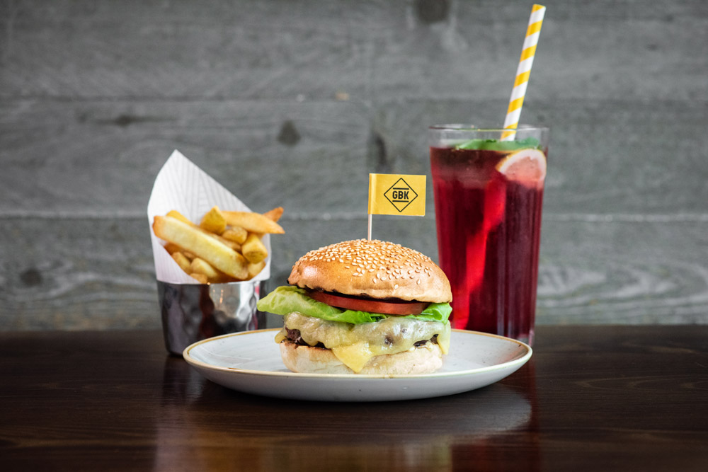 Image of GBK Birmingham Brindley Place