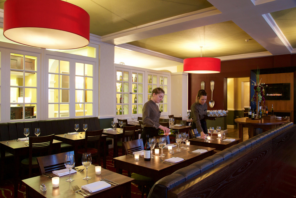 Image of Grill at Hotel Derby Midland