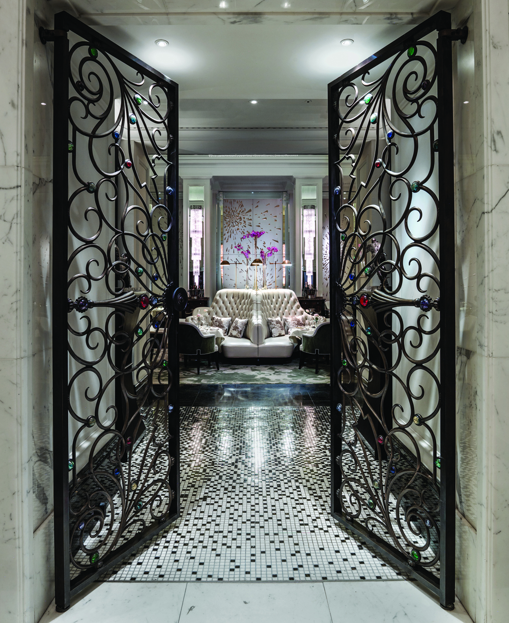 Palm Court at The Langham, London
