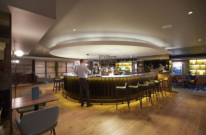 Reserve a table at DoubleTree by Hilton London Excel