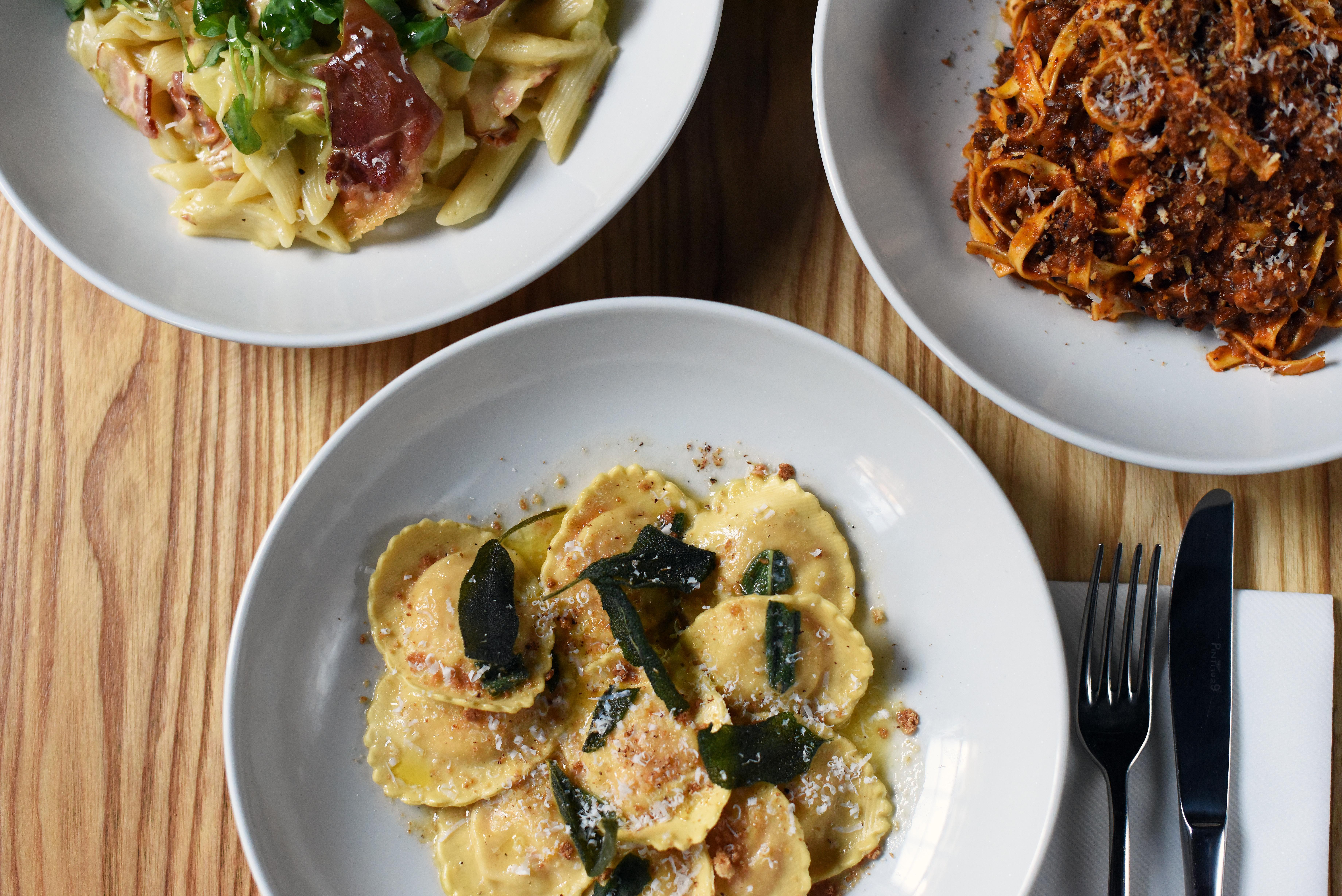 Reserve a table at Strada - Westfield