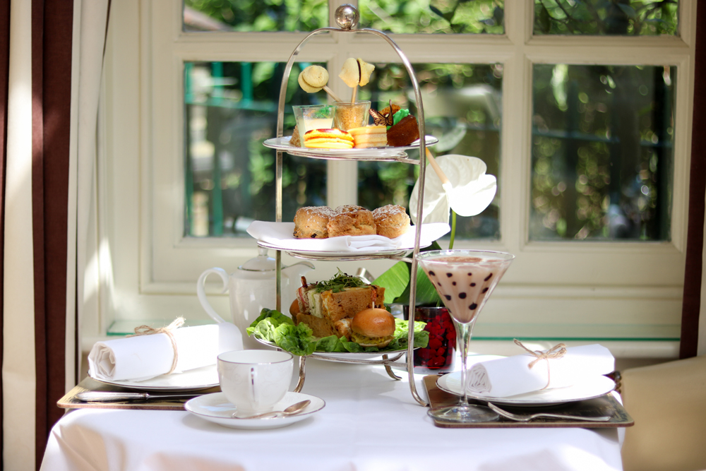 Afternoon Tea at The Montague