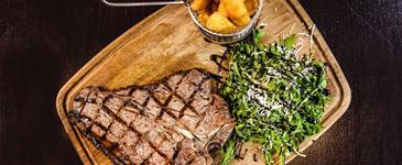 Rocker's Steakhouse - Cambridge Leisure Park