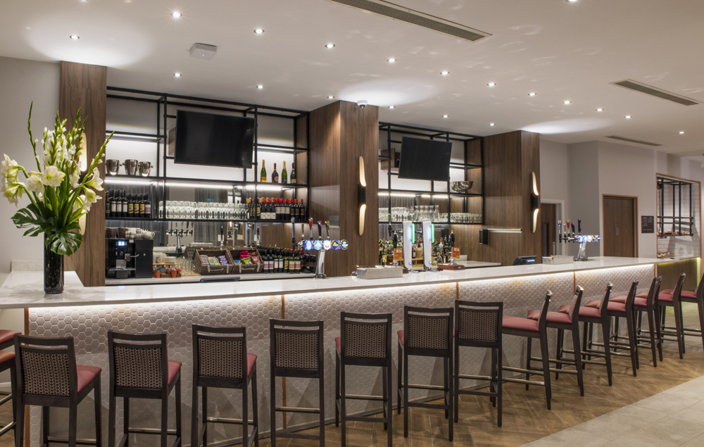 Image of Garden Grille Restaurant and Bar at the Hilton Garden Inn Emirates Old Trafford