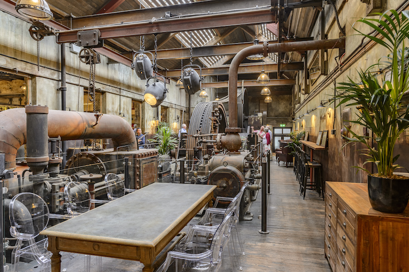 Image of Bowland Beer Hall