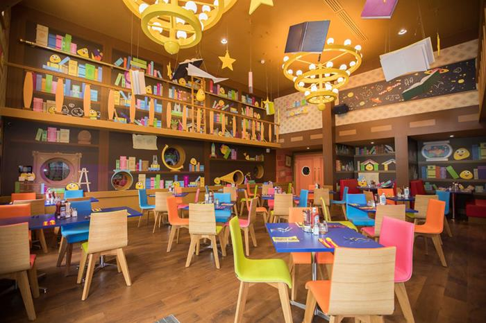 Alton Towers Resort - CBeebies Land Hotel - The Windmill Restaurant