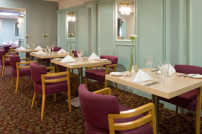 The Oxford Belfry Restaurant at The Oxford Belfry