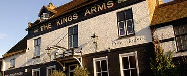 The Kings Arms - Cookham