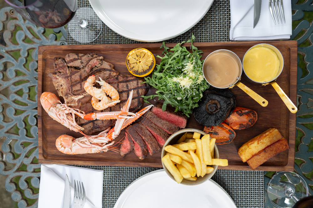 Image of St Andrews Surf & Turf