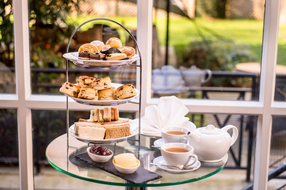 Image of Afternoon Tea at The Library