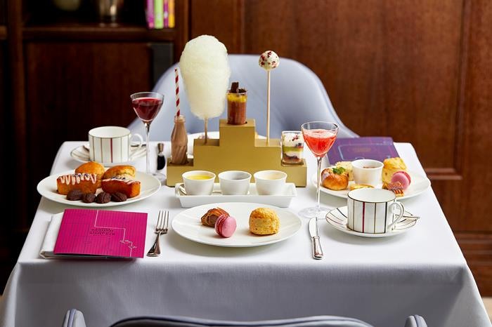 Charlie and the Chocolate Factory-Inspired Afternoon Tea at One Aldwych