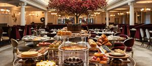 The Harrods Tea Rooms