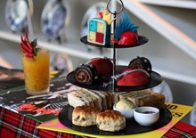 Reserve a table at W Does Afternoon Tea