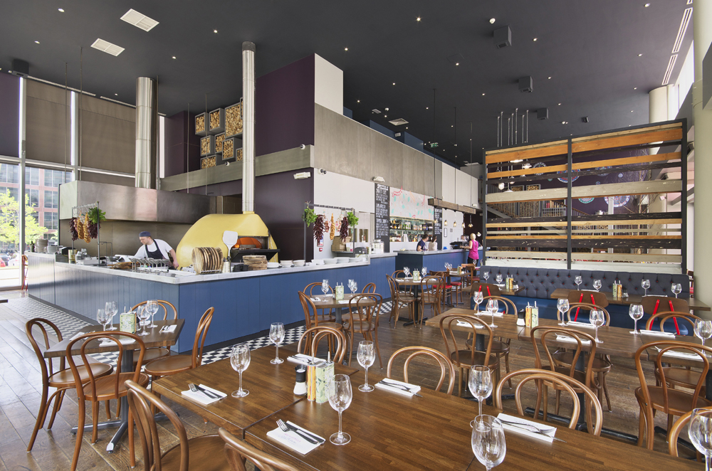 Image of Zizzi - Milton Keynes The Hub