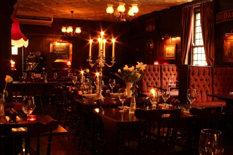 Holborn Dining Room At Rosewood London Aldwych West