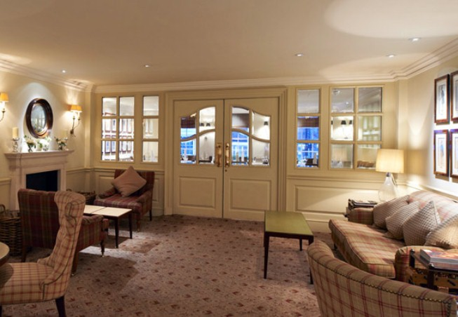 Image of Durrants Grill Room, London