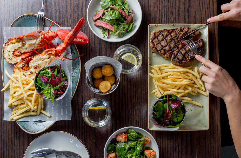 Image of Steak & Lobster Marble Arch
