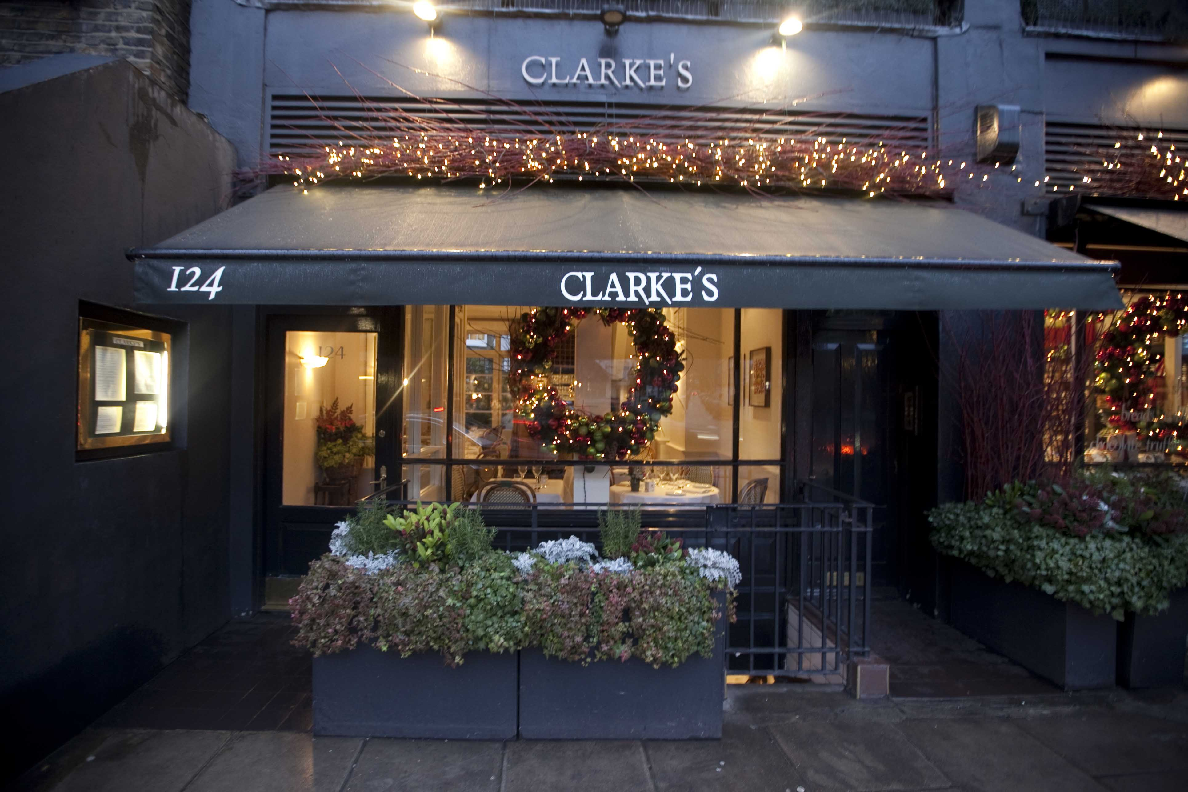 Image of Clarke's Restaurant