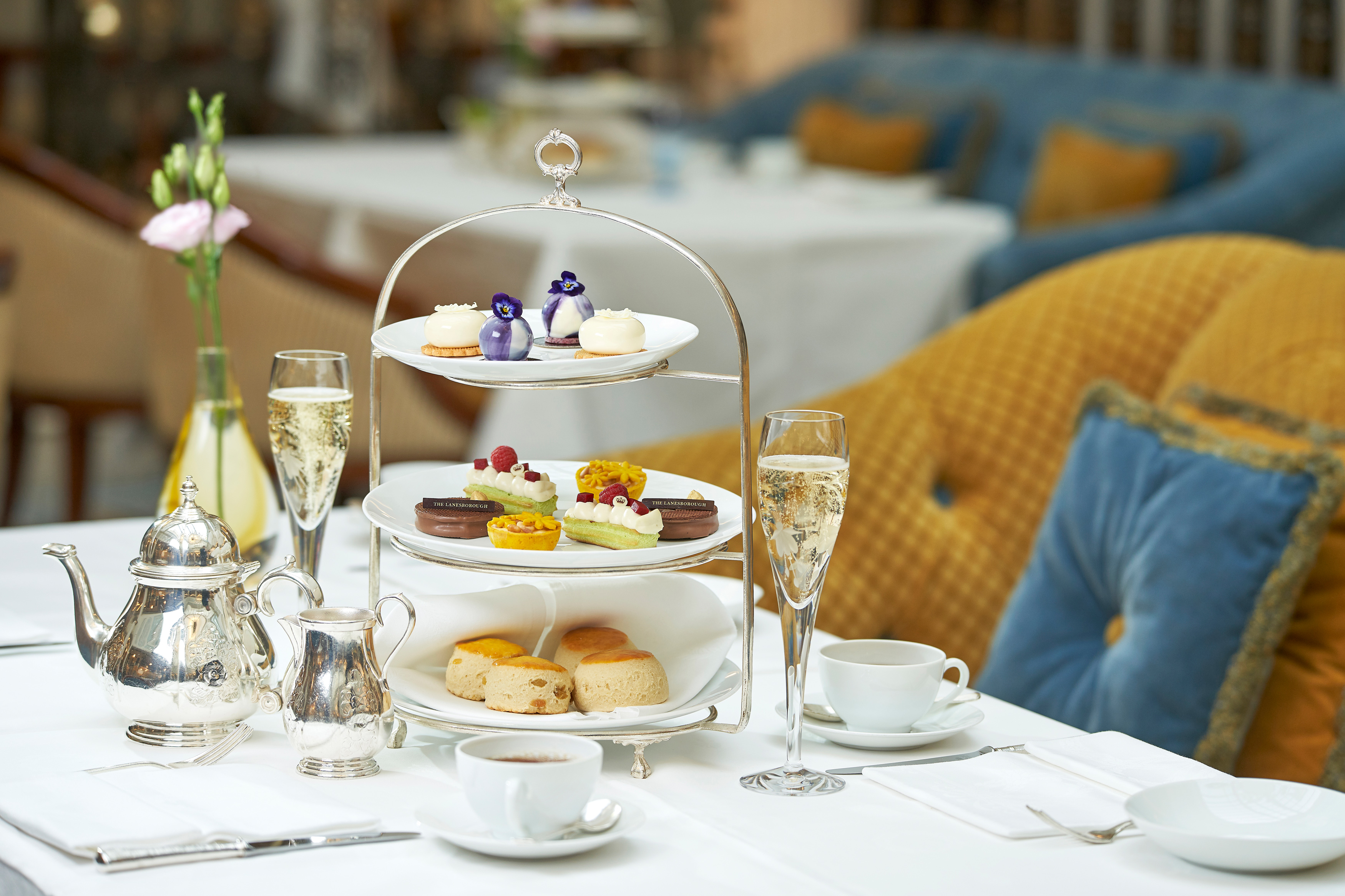 Image of Afternoon Tea at The Lanesborough